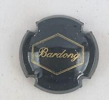 capsule mousseux BARDONG noir et or