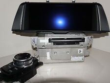 BMW 5 series F10 F11 F18 M5 NBT  Professional LED HDD WIFI Navigation Sat Nav