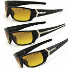 X Loop Sunglasses High Definition HD+ Lens Low Profile Wrap Around Sports 312