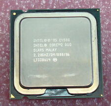 Intel Core 2 Duo / 2.20 GHz / 2M / 800 MHz - SLA95 - E4500 - Socket 775 - Tested