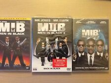 MEN IN BLACK 1, 2, 3