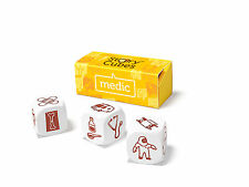 Rory's Story Cubes Medic Set Family Dice Game RSC14