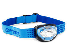 Energizer Vision 80 Lumens LED Headlight Hands Free Headtorch Headlamp