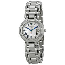 Longines PrimaLuna Stainless Steel Ladies Watch L8.110.4.71.6