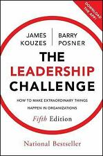 The Leadership Challenge: How to Make Extraordinary Things Happen in Organizatio