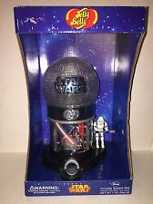 Star Wars Darth Vader Jelly Belly Candy Machine NEW In Box Plus Bonus Stickers