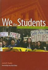 We the Students: Supreme Court Cases For and About Students, 3rd Edition Hardbou
