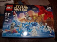 LEGO Star Wars - 2016 Advent Calendar - 75146 - New Sealed