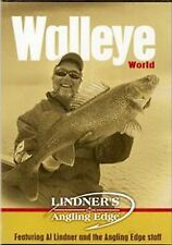 Walleye World - Al Lindner's Angling Edge Walleye Fishing DVD Video