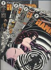 Hammer (alemán) # 1+2+3+4 completo-kelly jones/Batman-EEE-Top
