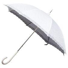 Ombrelle blanche,canne,dentelle,kawaï,parapluie,mariage,mariée,regenschirm