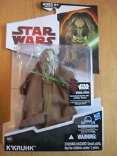 STAR WARS LEGACY COLLECTION BD-57  K'KRUHK FIGURE