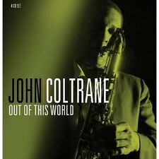John Coltrane-Out of This World 4 CD NUOVO