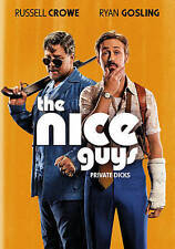 NEW!! Russell Crowe, The Nice Guys (DVD, 2016)
