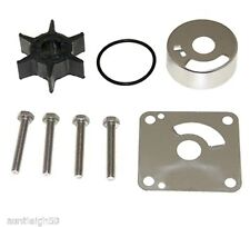 Water Pump Impeller Kit for Yamaha (20, 25 HP) 18-3431 Replaces 6L2-W0078-00-00
