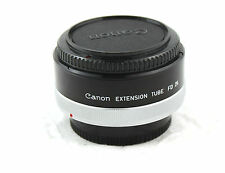 CANON Extension Tube 25 (for Canon FD 50mm f/3.5 50mm Macro Lens).