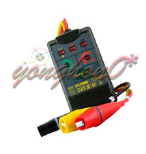 Tenmars YF-80 3 Phase Rotation Tester by Both Audio and Indicator YF80