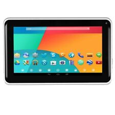 """RCA Voyager II 7"""" 8GB Android WiFi Tablet Quad-Core 1.3GHz with Webcam - White"""