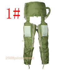 FLIGHT HELMET HIGH ATTITUDE FIGHTER PILOT PRESSURE ANTIG FLIGHT SUIT Flying pant
