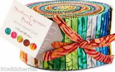 Jelly Roll Southern Exposure Batiks Moda Fabric Quilt 100% Cotton