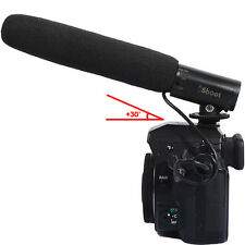 iShoot 3.5mm studio Microphone MIC for Hot Shoe DSLR Camera/Video Camcorder