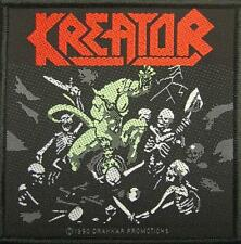 "KREATOR AUFNÄHER / PATCH # 4 ""PLEASURE TO KILL"""