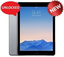 NEW Apple iPad Air 1st 64GB, Wi-Fi AT&T Cellular (Unlocked), 9.7in - Space Gray