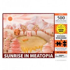 2009 Accoutrements ARCHIE McPHEE Sunrise in Meatopia JIGSAW PUZZLE New!!!