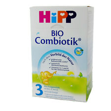 27,48/kg 600g Hipp Organic Combiotik 3 Bio Follow-on milk as from 10. Month