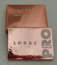 LORAC MINI PRO METAL PALETTE LIMITED EDITION IN Rose Gold FREE PRIORITY SHIPPING
