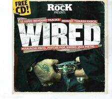 (GR769) Classic Rock Presents Wired - 15 Mind-Bending Tracks: Nordic...- 2007 CD