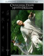 Crouching Tiger Hidden Dragon-limited Edition [blu-ray/4k-mastered/uv] (Sony