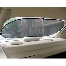 50x100cm Car Rear Back Window Sunscreen Sun Shade Visor Cover Mesh Shield best!