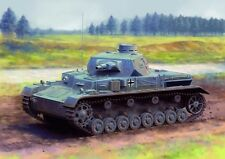 1/35 Dragon 6816 - German WWII Pz.Kpfw.IV Ausf.A Up-Armored Version  Model Kit