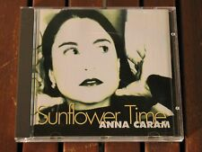 Anna Caram, sunflower time, CD, 1996 Mercury 532 234-2 01, pièce de collection