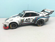 1:18 Exoto Martini Porsche 935 Turbo '76 LM 24h Grp 5 Winner Dirty RLG18105SFL