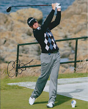 Graeme STORM SIGNED AUTOGRAPH 10x8 Photo AFTAL COA European Tour