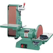 "G1276 Grizzly Combination Sander - 6"" x 48"" Belt, 12"" Disc, 1725 RPM"