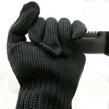 Durable Stainless Steel Wire Knife-resistant Gloves Cut Safety Work Gloves