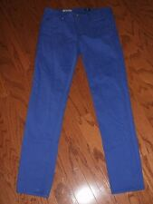 AG Adriano Goldschmied - Stilt - Cigarette leg - Purple -  Size 28 R - Length 30