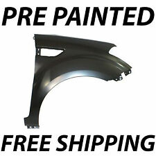 Painted to Match - Front Right Fender for 2010-2013 Kia Soul 10-13 No Molding