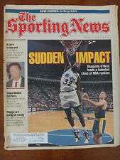 The Sporting News Newspaper Magazine - February 15, 1993 - Shaquille O'Neal