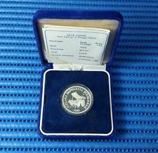 1989 Malaysia Proclamation of Melaka as a Historical City $10 Silver Proof Coin