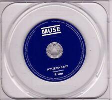 Muse - Hysteria - CD (Promo MUSE PRO4364)
