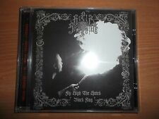HILLS OF SEFIROTH-FLY HIGH THE HATED BLACK FLAG 1 PRESS 2005 LO-FI/BLACK METAL