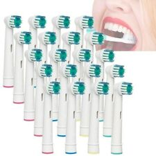 20pcs Replacement Toothbrush Electric Brush Heads For Oral B Vitality Braun Hot