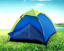 2-Person Family Camping & Hiking Tent / All Weather Dome Backpacking Tent