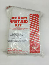 US COAST GUARD LIFE RAFT FIRST AID KIT NEW IN BAG (10_39)
