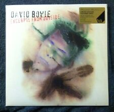 OUTSIDE - David Bowie - Green 180g Audiophile Vinyl LP V&A Exclusive New Sealed