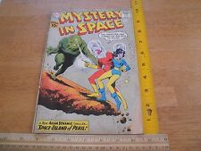 Mystery in Space 66 VG comic book Silver Age 10 cent 1st Star Rovers
